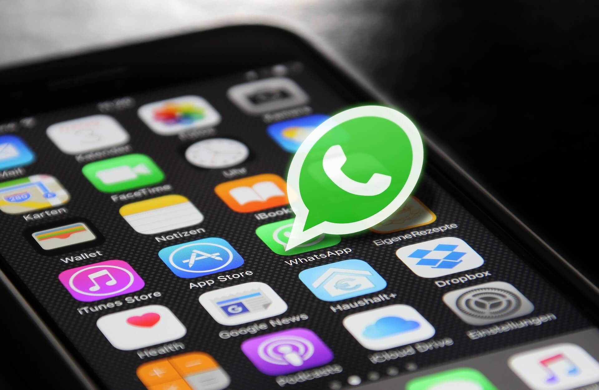 La publicidad en whatsapp llega a nuestros móviles