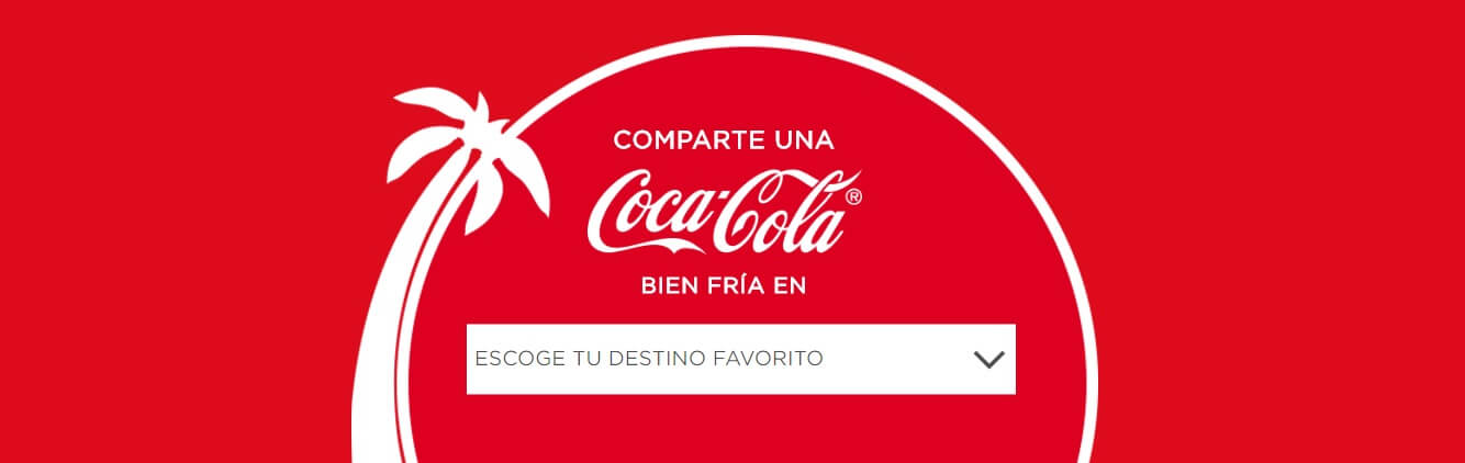 campañas de marketing online del verano de coca cola
