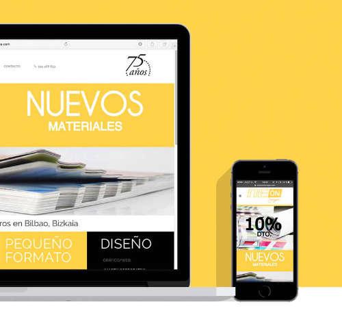 Diseño Web en Bilbao