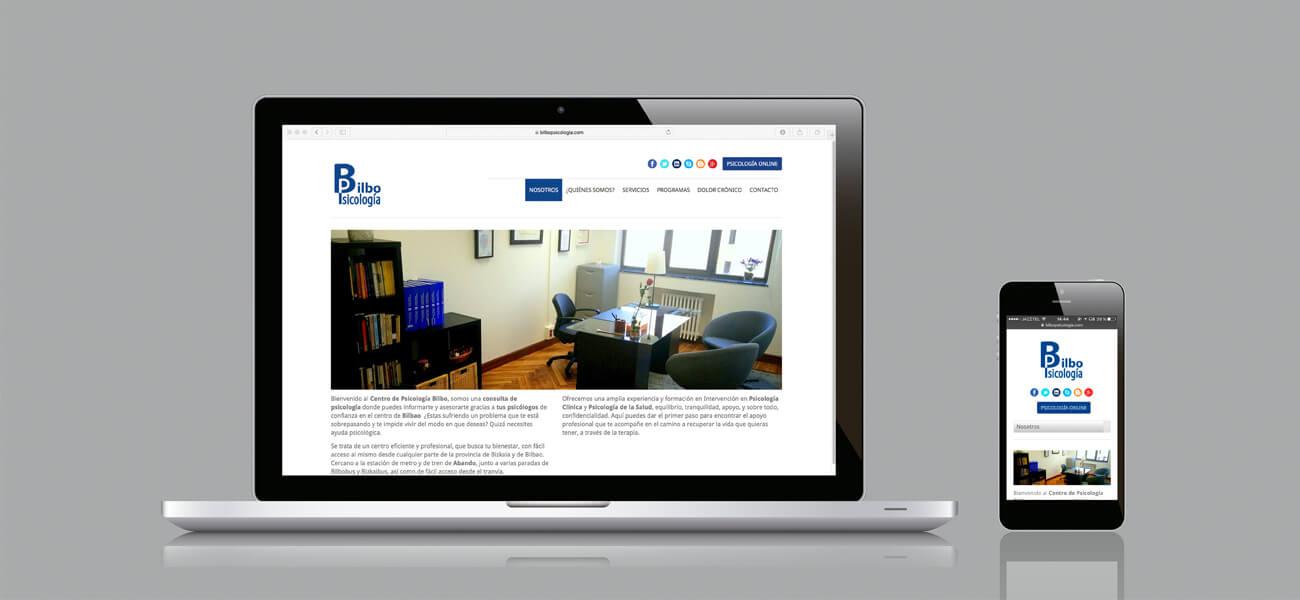 empresas de paginas web bilbao